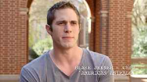 News video: Blake Jenner On The True Story Of 'American Animals'