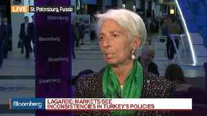 News video: IMF's Lagarde on Argentina, Turkey, China, Russia Policies