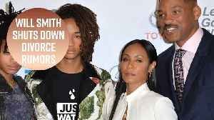 News video: Will Smith goes back to his rap roots to defend family