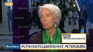 News video: Lagarde Calls for Turkey to Ensure Central Bank Independence