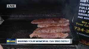 News video: How to become a BBQ pro ahead of Memorial Day grilling