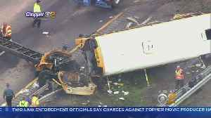 News video: NJ School Bus Driver Charged In Deadly Crash To Face Judge