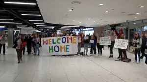 'Home To Vote' Trends As Irish Return Home To Vote In Abortion Referendum