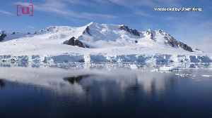 News video: Why Massive Hidden Canyons Underneath Antarctic Ice Could Spell Trouble