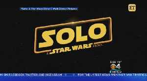 News video: Friday Flix: Solo: A Star Wars Story