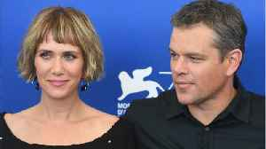 News video: Kristen Wiig On What Drew Her To 'Downsizing'