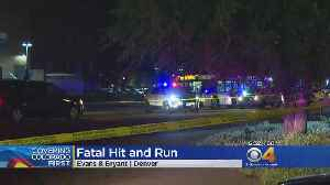 News video: Metro-Wide Search Ongoing For Hit-And-Run Driver Who Killed Pedestrian