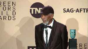 News video: Morgan Freeman responds to sexual harassment claims