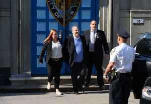 Harvey Weinstein Turns Himself in to NYPD [Video]