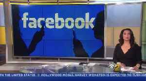 Facebook: Send Us Your Naked Photos To Stop Revenge Porn [Video]
