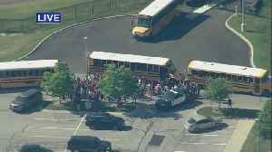 News video: 'Active Shooter' At Indianapolis-Area School