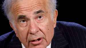 News video: Activist Investor Icahn Is Turning His Back On Herbalife