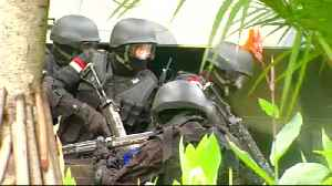 News video: Indonesia passes anti-terror laws after spate of blasts