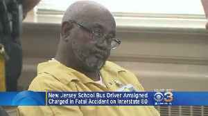 News video: Driver In Deadly Mount Olive School Bus Crash Appears In Court