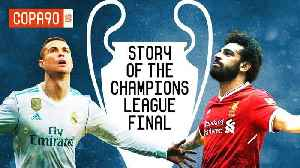 News video: Real Madrid vs Liverpool- Who Is Lifting The Champions League Trophy?