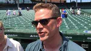 News video: Cubs' Theo Epstein on trade talks: 'There's nothing going on'
