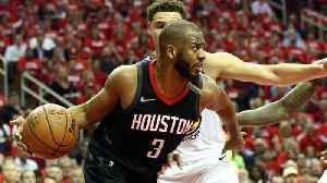 News video: Houston Rockets Star Guard Chris Paul To Miss Crucial Game 6