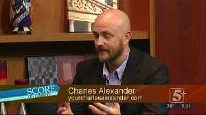 News video: Score on Business: Charles Alexander