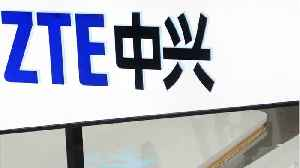 News video: U.S. Reaches Deal To Keep Chinese Tech Giant ZTE In Business