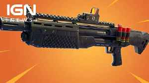 News video: Fortnite Players Want the Heavy Shotgun Buffed or Vaulted