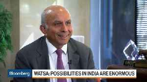 News video: Fairfax's Prem Watsa Sees Investment Opportunities in India and U.S.