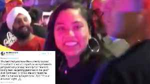 News video: Ayesha Curry ATTACKED by ANGRY Rockets Fan Who BUMPS Pregnant Belly After Warriors Loss