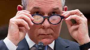 News video: EPA Chief's Security Costs More Because So Many People Want Him Dead