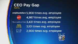 News video: American CEOs Make, In 1 Day, What It Takes Average Worker To Earn In A Year