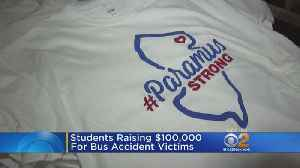 News video: Students Raising $100,000 For Bus Accident Victims