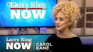 News video: Carol Kane confirms a 'Kimmy Schmidt' movie