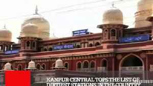 News video: Kanpur Central Tops The List Of Dirtiest Stations In The Country