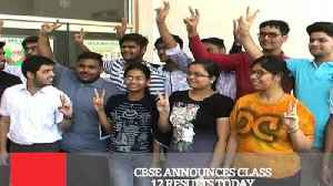 News video: CBSE Announces Class 12 Results Today