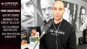 News video: Peter Voogd Interviews Evan Carmichael on Dominating Youtube & Building a Thriving Business