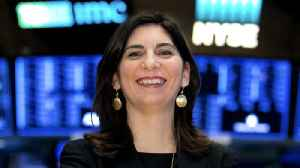 Stacey Cunningham makes history as first woman to lead NYSE [Video]