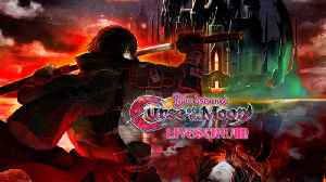 News video: Bloodstained: Curse Of The Moon The First Hour