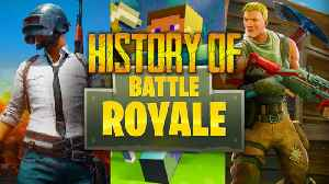 News video: History of Battle Royale