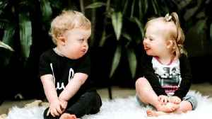 News video: 2-Year-Olds with Down Syndrome Are Adorable Best Friends