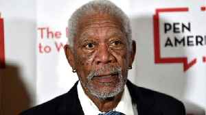 News video: Morgan Freeman Denies Accusations Of Sexual Harassment