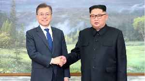 News video: Korean Leaders Hold Surprise Meeting To Ensure U.S.-North Korea Summit A Success