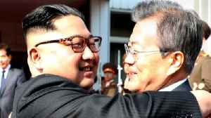 News video: North Korea and South Korea hold surprise meeting