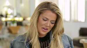 News video: Khloé Kardashian And Her New Baby
