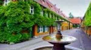 News video: You Can Rent a House Here For Only €0.88 a Year...