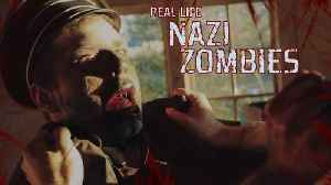 News video: Real Life Nazi Zombies