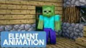 News video: Shorts in Minecraft - Zombies (Animation)