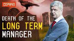 News video: Is The Long Term Manager Dead?