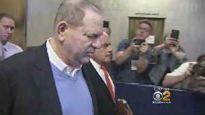 News video: Harvey Weinstein Faces Rape Charges