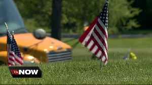 News video: More than 100 local second graders take special field trip ahead of Memorial Day