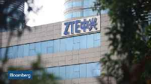 News video: Inside the White House's ZTE Deal