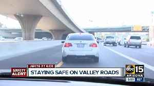 News video: Staying safe on Arizona roads during Memorial Day weekend