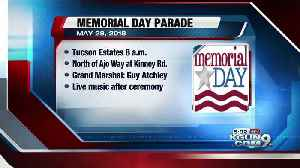 News video: 45th Annual Memorial Day Parade to honor veterans